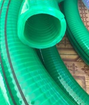 ống nhựa lõi thép hút chất thải