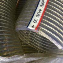 ống nhựa lõi thép phi 150