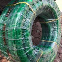 ống nhựa xanh lõi thép xanh dầy