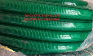 ống nhựa mềm lõi thép xanh