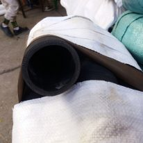 ống cao su bố vải phi 55