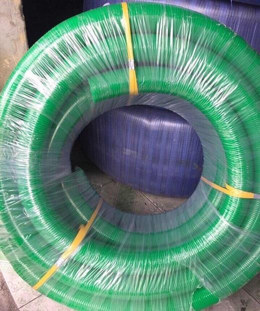 ống nhựa xanh lõi thép