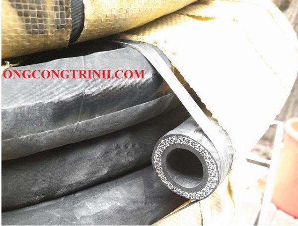 ống cao su bố vải 5 lớp
