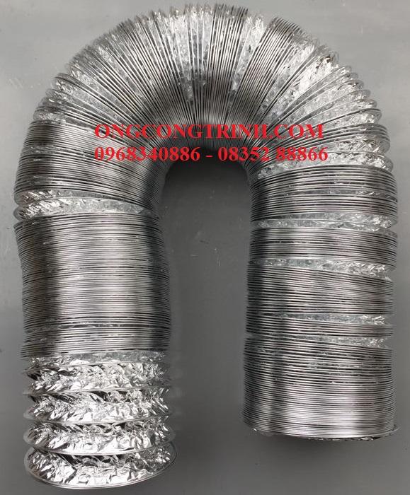 ống sun bạc thông gió