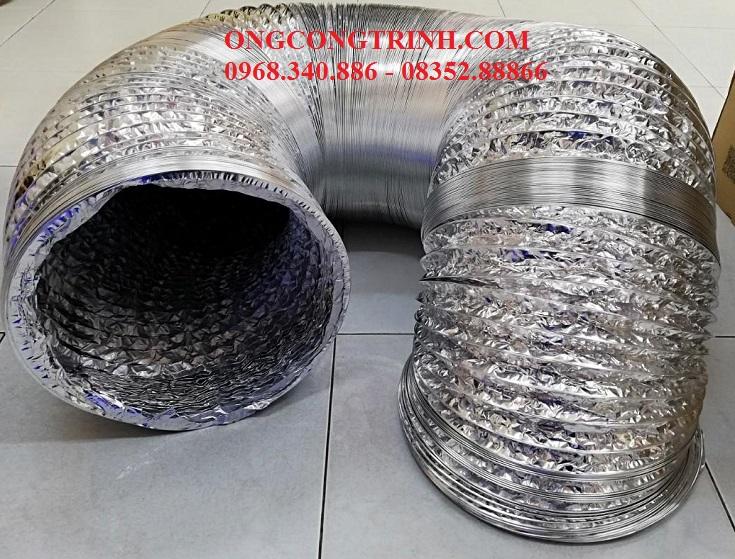 ống sun bạc phi 120